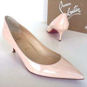 Pigalle Follies Pointy Toe Pumps Poudre
